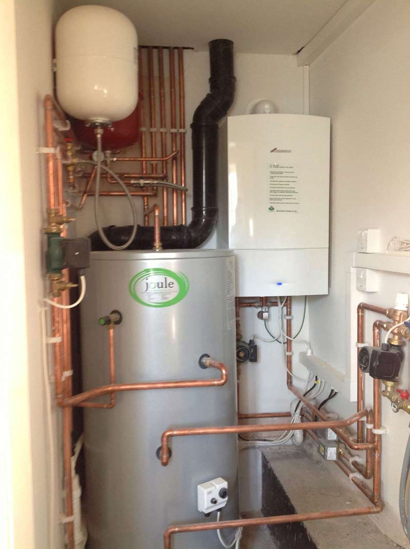 boiler cylinder underfloor heating westfield east sussex