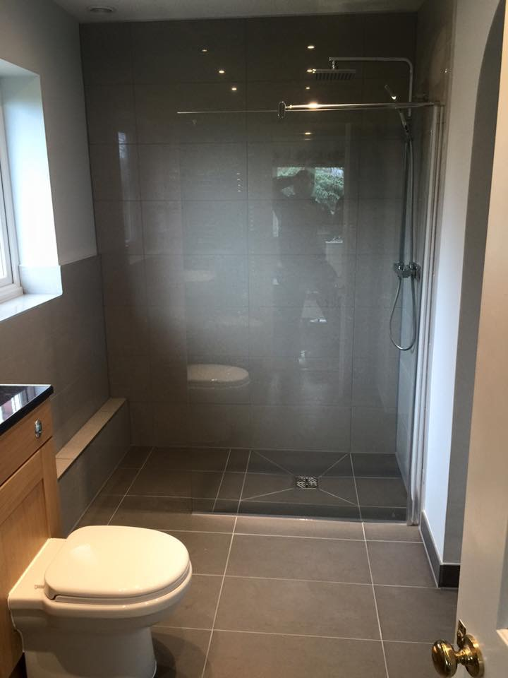 bathroom refurb in Bexhill East Sussex