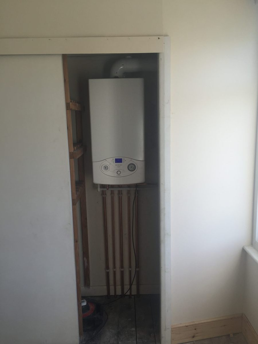 new boiler installation Hastings East Sussex